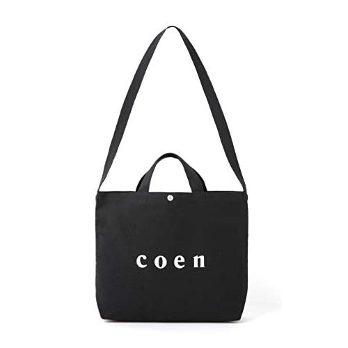 coen 10th ANNIVERSARY BOOK BLACK 付録