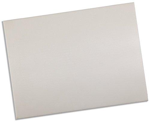 Rolyan Splinting Material Sheet, Aquaplast-T ProDrape, White, 1/8