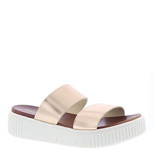 MIA Lexi Women's Sandal 9 B(M) US Rose Gold