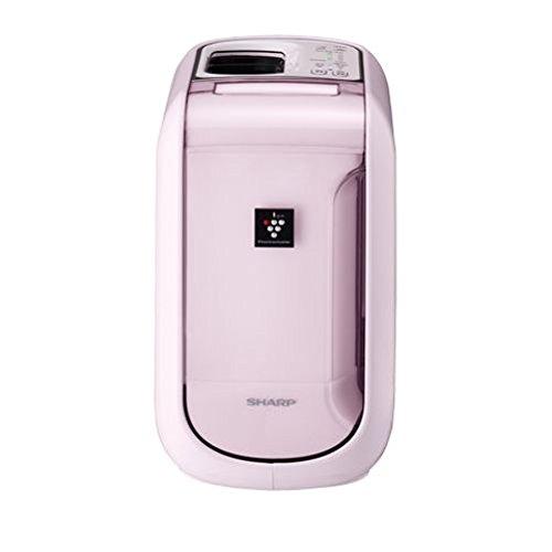 Sharp Plasmacluster Ion Air Purifier w/ Humidifier (IG-EK100) | Japan Import (Pink)