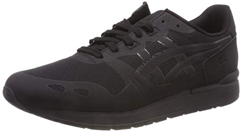 Black Noir de Chaussures Lyte Cross 9090 H8d4n NS Asics 9090 Gel Black Mixte Adulte Bianco YT7wqqP