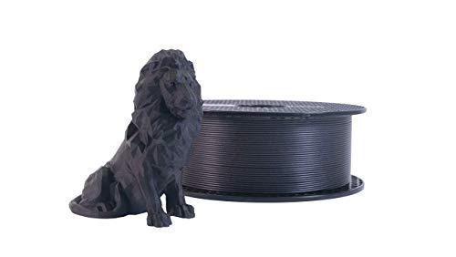 Prusament Prusa Galaxy Black, PLA Filament 1 75mm 1kg Spool (2 2 lbs),  Diameter Tolerance +/- 0 02mm