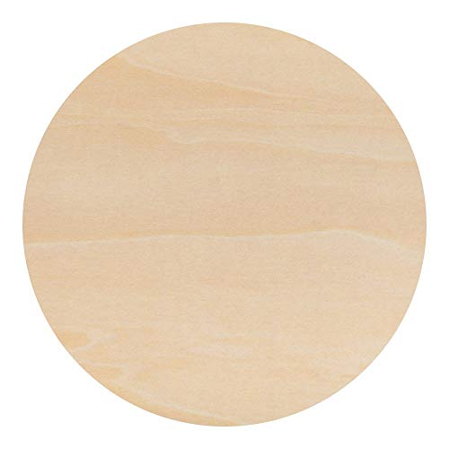 Top 10 recommendation wood circles for crafts 12 inch 2019