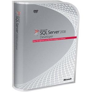 New - Microsoft SQL Server 2008 R2 Developer Edition - Complete Product - 1 User - CQ5791 (Sql Server 2008 Developer compare prices)