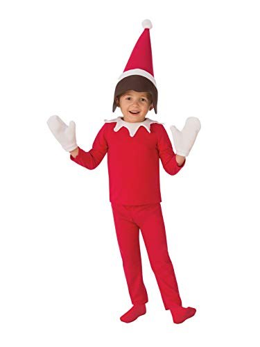 (Boys Sitting Elf Costume)
