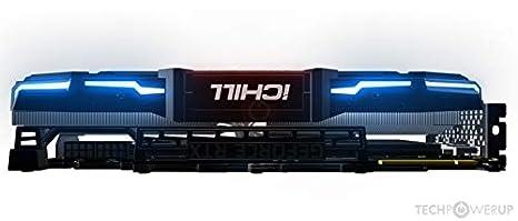 Tarjeta gráfica Inno3D GeForce RTX 2070 Super Ichill x3 Ultra 8192 MB GDDR6