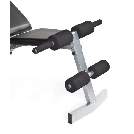 CAP Strength FID Bench with 150 lb Dumbbell Set
