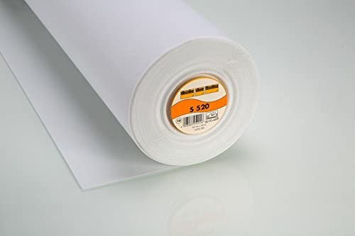 Vilene H410 Iron On Fusible Interfacing Interlining with Vertical Threads 2V...