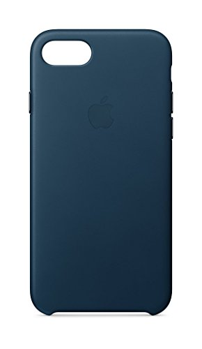 Apple iPhone 8 / 7 Leather Case - Cosmos - Cosmo Blue