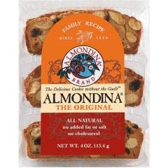 Almondina - Original Biscuit (12-4 oz bags) Original Biscuit