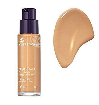 Yves Rocher Make Up Fluid Perfekte Haut 14h Make Up Für Perfekte