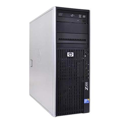 HP Z400 Workstation W3565 Quad Core 3.2Ghz 16GB 1TB 2TB Q2000 Win 10 Pre-Install (Renewed)