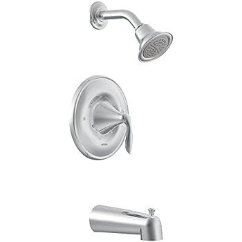 Moen T2133 2570 Eva Posi Temp Tub Shower Trim Kit With