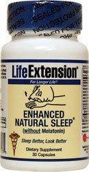 Enhanced Natural Sleep (sans mélatonine) 30 caps