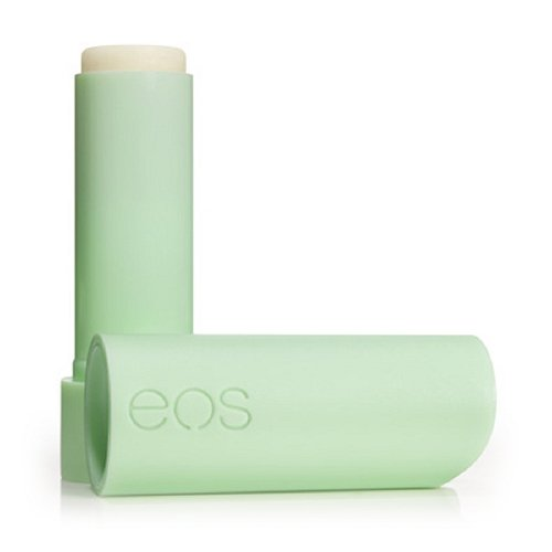 Price comparison product image EOS Lip Balm Stick, Sweet Mint 0.14 oz (Pack of 4)