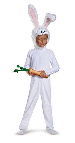 Snowball Deluxe The Secret Life of Pets Universal Costume, (Pet Halloween Costumes Amazon)