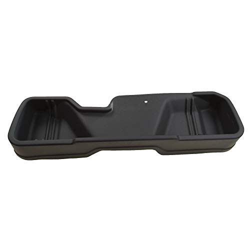 - Husky Liners Under Seat Storage Box Fits 07-13 Silverado/Sierra 1500 Extended
