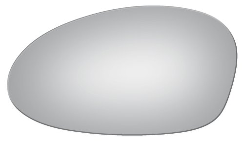 Flat Driver Left Side Replacement Mirror Glass for 2003-2008 Bmw Z4