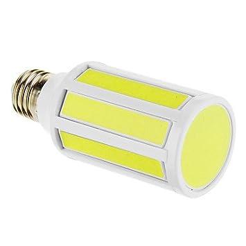 Bombillas de bajo consumo - pinchos para mazorcas de E27 12 W 960 lm 6000 K luz blanca Maíz Bombilla LED (220-240v): Amazon.es: Hogar