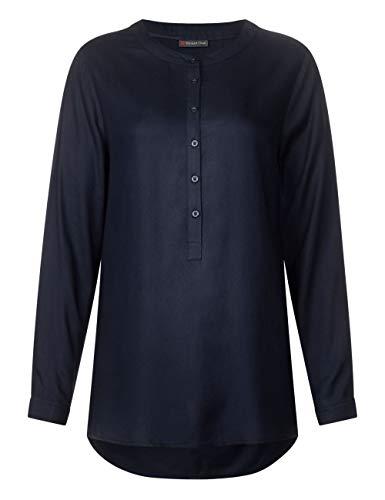 Blue Blu Camicia deep Donna Street 11238 One CqgXwUU