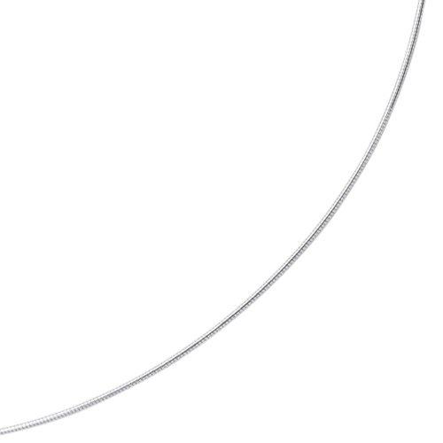 Jewelstop 14k White Gold 1.5 m