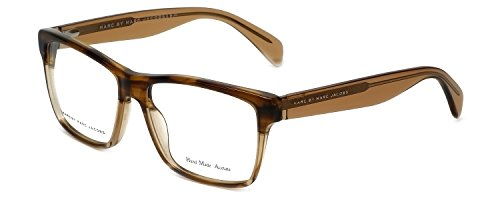 Marc by Marc Jacobs Designer Eyeglasses MMJ630-0AT4 in Brown-Horn 54mm DEMO - Frames Marc Jacob Eyeglasses