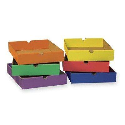Pacon Six Shelf Organizer - PAC001313 - Pacon Classroom Keeper Drawer