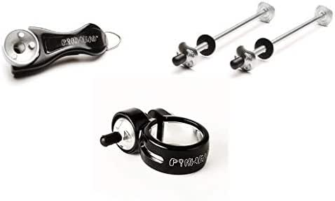 Pinhead Bicycle Locking Skewer Set
