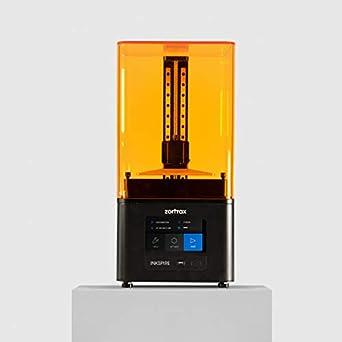 Zortrax Inkspire resina UV rápido y preciso de la impresora 3D de ...