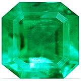 3.02 Carat Loose Emerald Emerald Cut Gemstone (GIA Certificate)