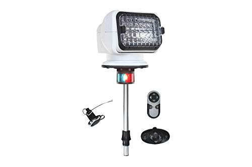Stanchion Mounted Flood Light in US - 1
