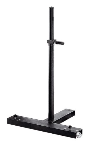 Manfrotto 800 Mini Static Camera Stand with Pneumatically Dampened Column (Black) by Manfrotto (Image #1)