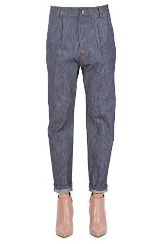NIU - Jeans Femme AW18206T0J Pantal Couleur Denim Denim