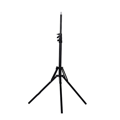 Yidoblo 85''/7 Feet/200CM Photo Studio Video Film Portrait Photography Light Stand for Relfectors, Softboxes, Lights, Umbrellas, Backgrounds by Yidoblo