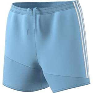 Adidas Regista 16 Womens Soccer Short S Clear Blue-White