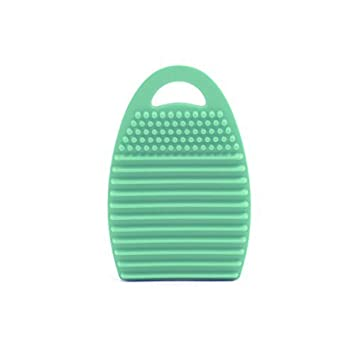 Amazon.com: eDealMax silicona maquillaje cepillo limpiador ...