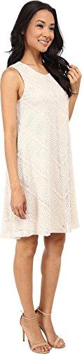 Jessica Howard Women's Sleeveless Meitered Trap Dress Natural Dress 16