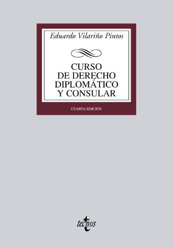 Descargar Libro Curso De Derecho Diplomático Y Consular Eduardo Vilariño Pintos