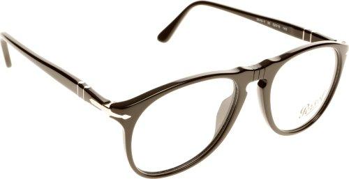 Persol Mens Eyewear Frames PO 9649V 52mm Black 95