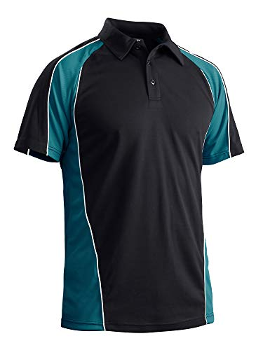 (Summer Polo Shirts for Men Golf Polo Shirts Camping Polo Cycling Polo Running Polo Shirts Performance Polo Dri Fit Polo)