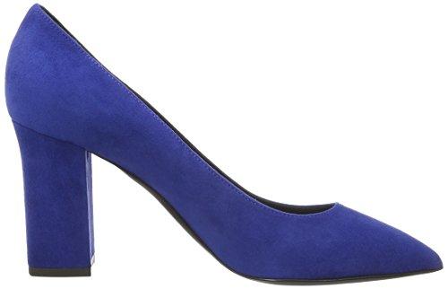 753 SA10228C02T Pollini Ocean Zapatos de Tacón Azul Mujer qd0Adr