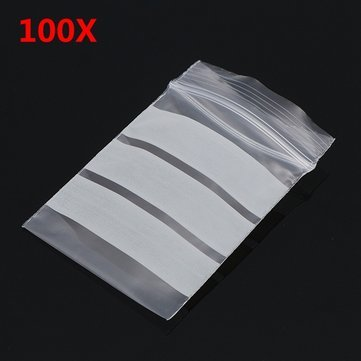 Reclosable Bag Plastic Storage Clear - 1PCs from Unknown