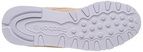 Dustwhite Classic Beige Woven desert Baskets Reebok Femme Emb Leather Desert Dustwhite OYqqa8