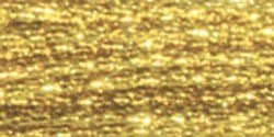 DMC Metallic Embroidery Floss 100 Gram Cone: Gold