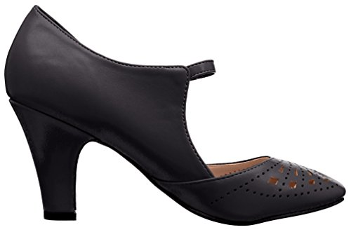 Pump Brinley Elsie Black Women's Co qBH4UB