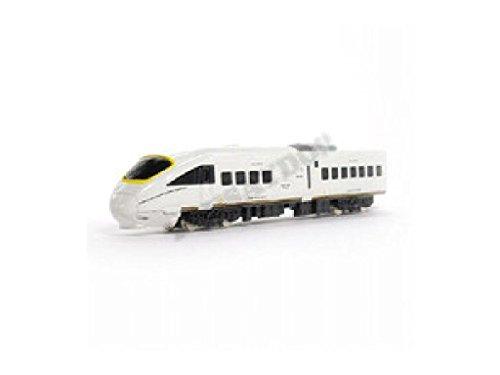 【NEW】 train N게이지 다이캐스트 스케일 모델 No.59 흰 갈매기