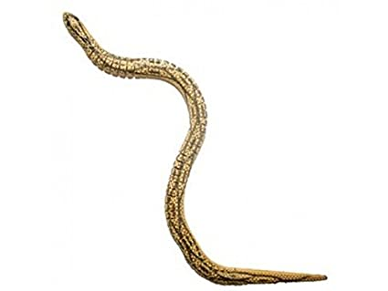 Buy Sh Creative wooden snake toy dummy for fun Online at Low