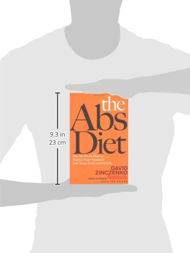 the abs diet for women the sixweek plan to flatten your belly and firm up your body for life