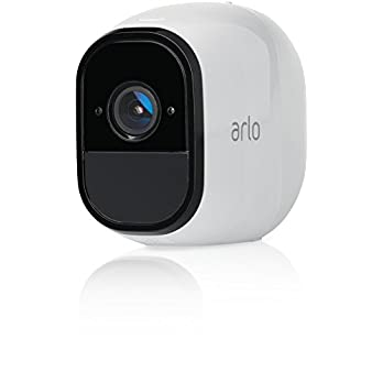 Arlo Pro – Wireless Home Security Camera Starter System | Rechargeable, Night vision, Indoor/Outdoor | 3 camera kit with wall and outdoor mount