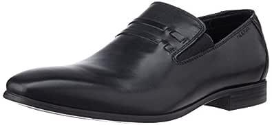 Ruosh Black Flat Shoes For Men, 44 EU